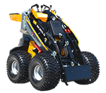 Skid steer lader